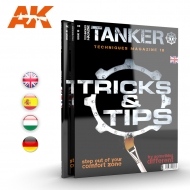 AK-4841 TANKER 10 TRICKS & TIPS (Special Edition) - German