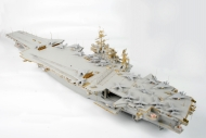 MS-35048 1/350 USS CV-64 CONSTELLATION DX PACK