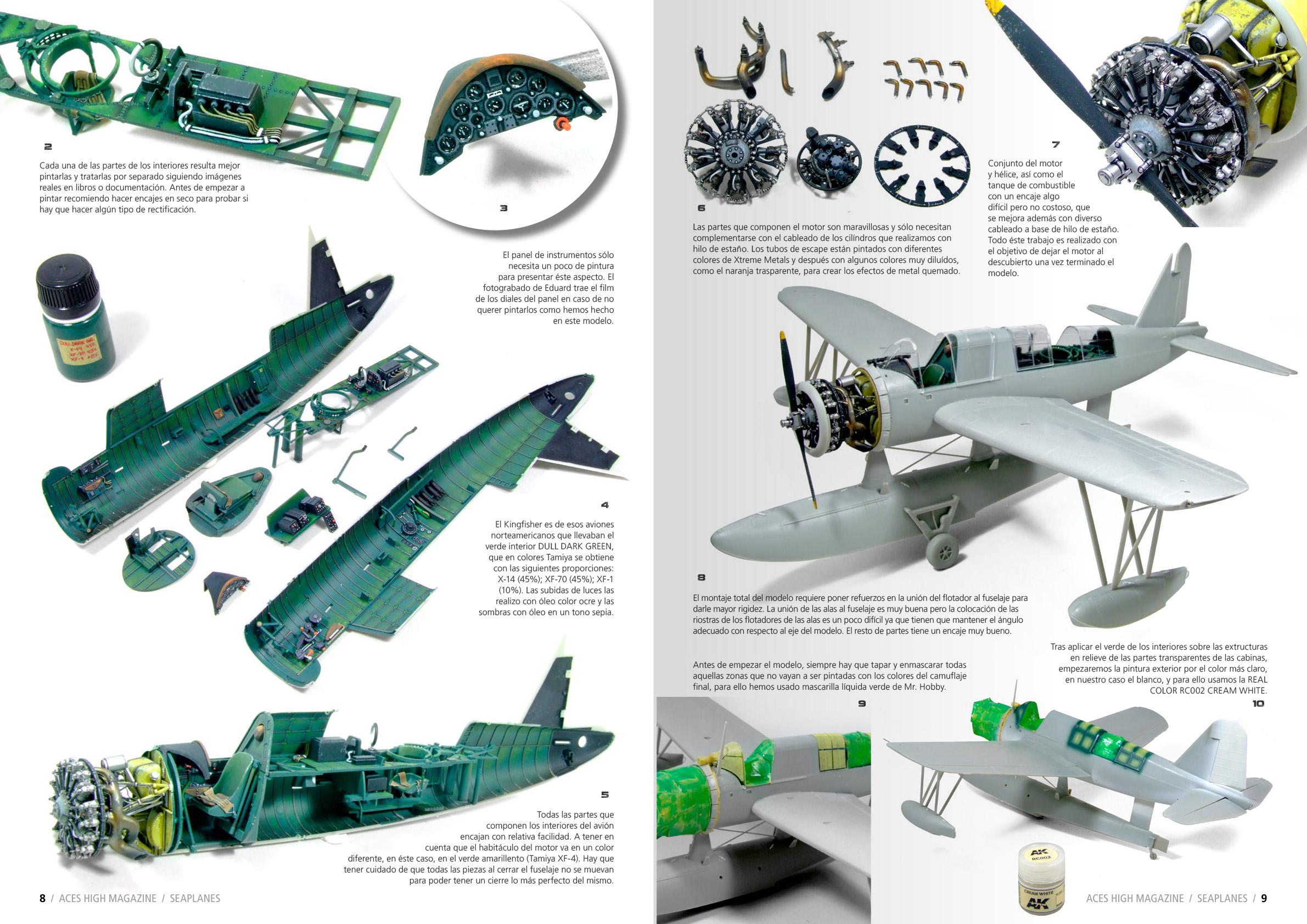 SSN Modellbau Shop   AK 20 Issue 20. A.H. HYDROS   English