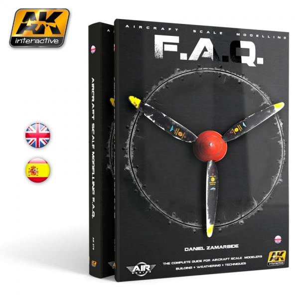 AK- 276 AIRCRAFT SCALE MODELLING F.A.Q. - English