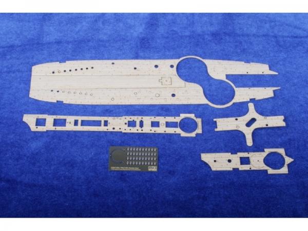 Mk.1 Design 1//350 Chen Yuen terrasse en bois # MD-35021