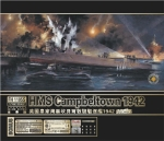 FH 1105S  HMS campbeltown 1942(deluxe edition)