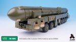 ME-72001 1/72 Russian ICBM Launcher TOPOL Detail up set for ZVEZDA
