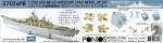 "37026FB 1/350 USS BB-63 Missouri 1945 ""Advanced"" detail set (20B Deck Blue deck)"