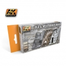 AK-563 Old & Weathered Wood Vol.2