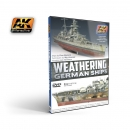 AK-650DVD WEATHERING GERMAN SHIPS (PAL)