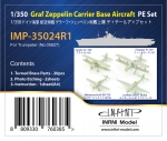 IMP-35024R1 DKM GRaf Zeppelin Carrier Base AIRCRAFT PE SET