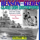 RDB-63 Benson and Gleaves Class Destroyers